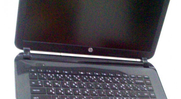 รีวิวแบบบ้านๆ Notebook HP 14-d007ax